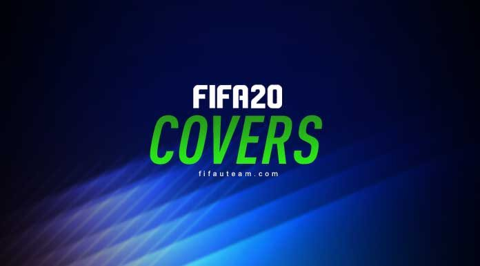 FIFA 20 Covers
