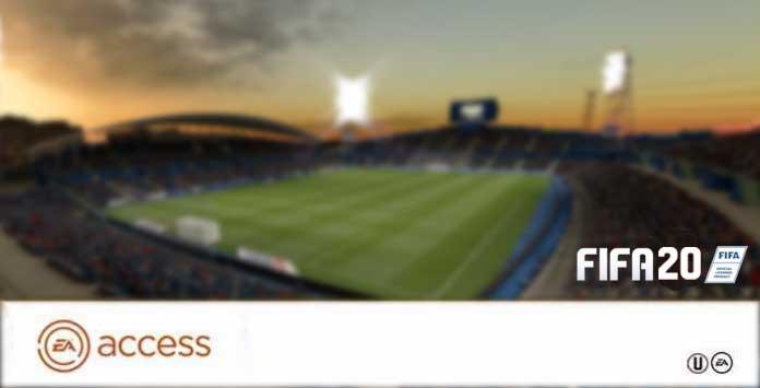 FIFA 20 EA Access Guide