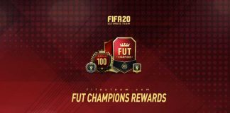 FUT Champions Rewards for FIFA 20
