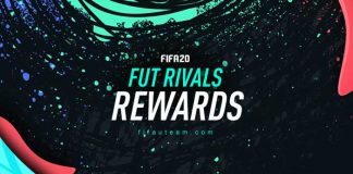 FUT Rivals Rewards for FIFA 20 Ultimate Team