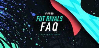 FIFA 20 FUT Rivals - Frequently Asked Questions