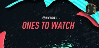 FIFA 20 Ones to Watch