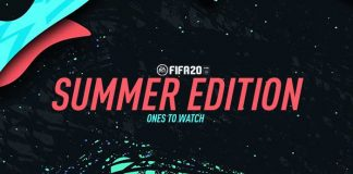 FIFA 20 OTW Players - Summer Edition