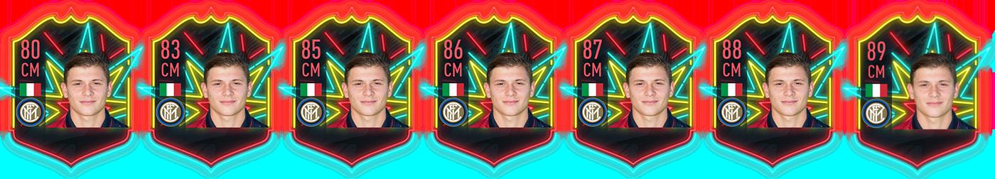 FIFA 20 Barella RTTF Item