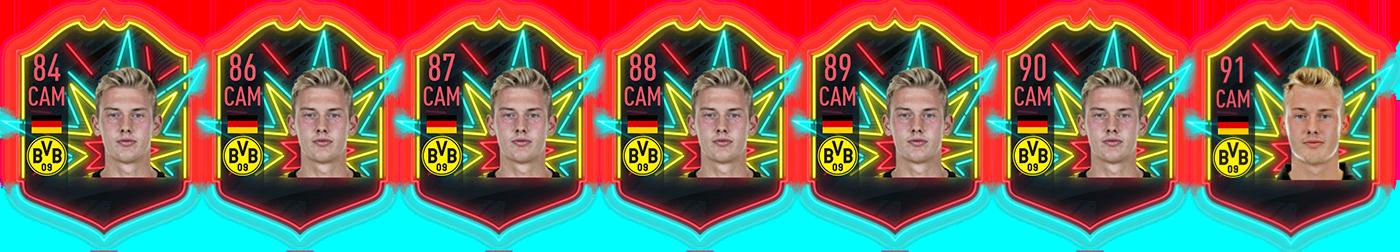 FIFA 20 Brandt OTW Item