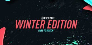 FIFA 20 OTW Players - Winter Edition