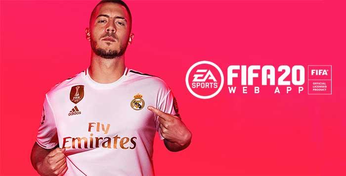 FIFA 20 FUT Web App