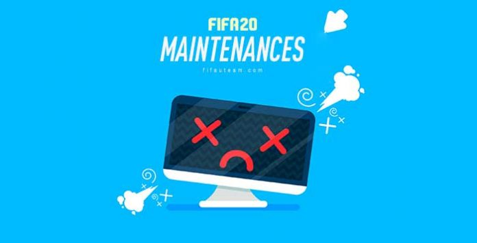 FIFA 20 Maintenance Times - Complete and Updated List