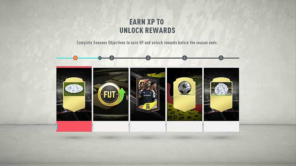 FUT 20 Seasons Objectives