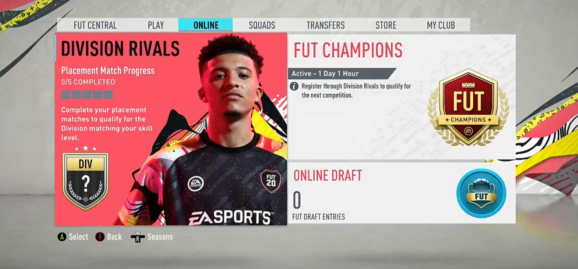 FUT Division Rivals Guide for FIFA 20 Ultimate Team