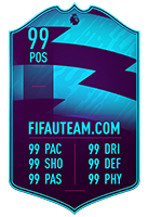 FIFA 20 Premier League POTM Item