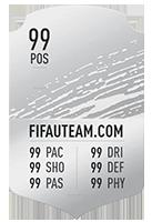 FIFA 20 Rare Silver Item