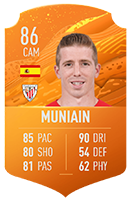 Muniain MOTM Item