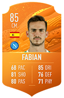 Fabian MOTM Item