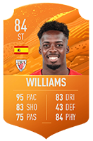 Williams MOTM Item