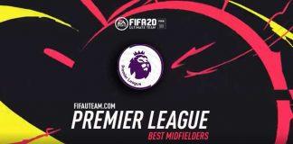 FIFA 20 Premier League Midfielders Guide
