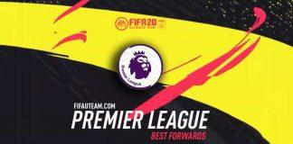 FIFA 20 Premier League Forwards Guide