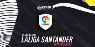 FIFA 20 LaLiga Defenders