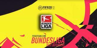 FIFA 20 Bundesliga Defenders