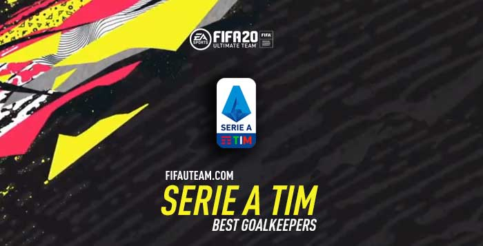 FIFA 20 Serie A Goalkeepers
