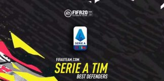 FIFA 20 Serie A Defenders