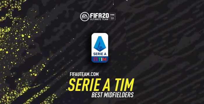 FIFA 20 Serie A Midfielders
