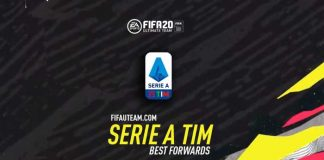 FIFA 20 Serie A Forwards