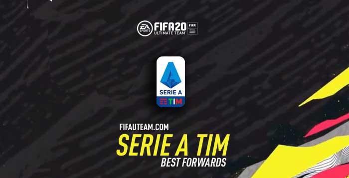 FIFA 20 Serie A Forwards