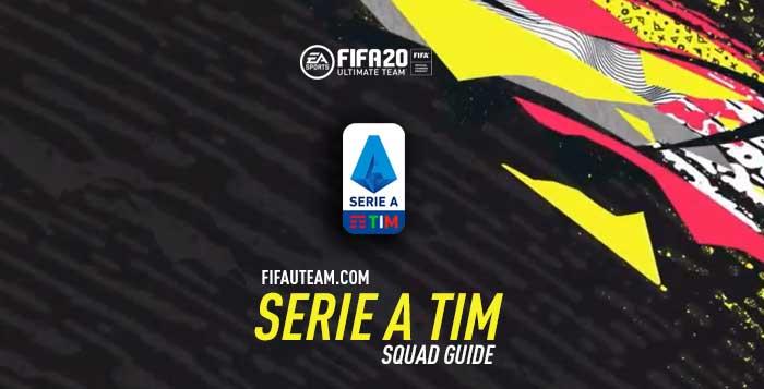 FIFA 20 Serie A Squad Guide