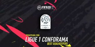 FIFA 20 Ligue 1 Goalkeepers