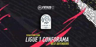 FIFA 20 Ligue 1 Defenders