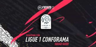 FIFA 20 Ligue 1 Squad Guide