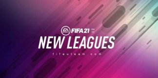 FIFA 21 New Leagues