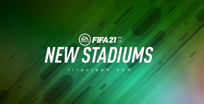 New Fifa 21 Stadiums Vote For Your Favourites