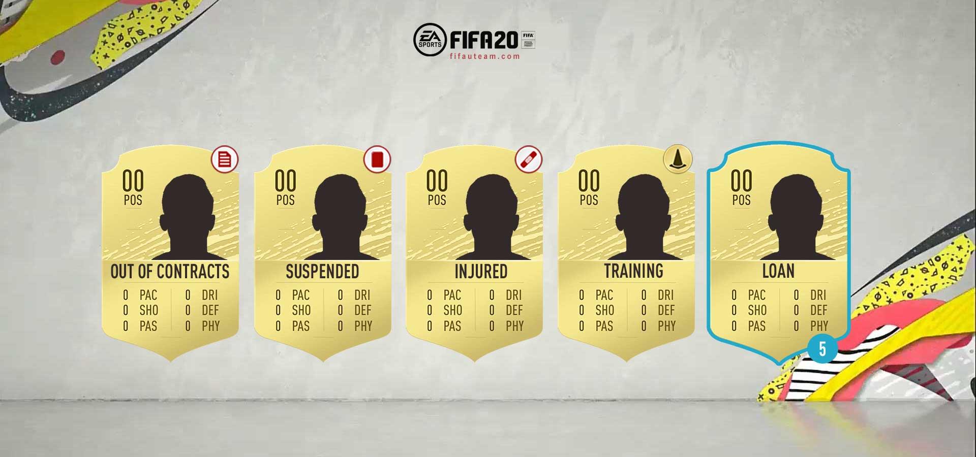 Cartas de Jogadores de FIFA 20 Explicadas