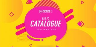 FIFA 20 EAS FC Catalogue