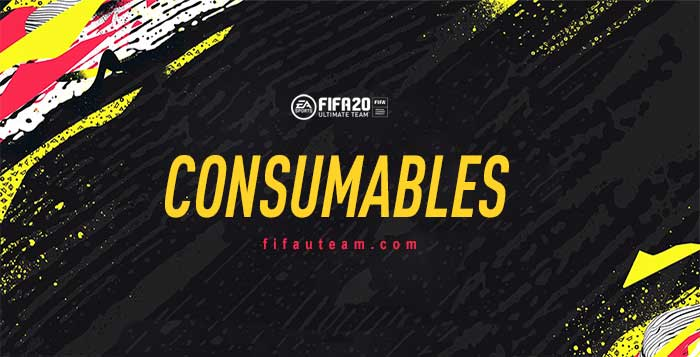 FIFA 20 Consumables Cards Guide