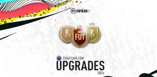 FIFA 20 Squad Building Challenges Rewards - Upgrade SBCs