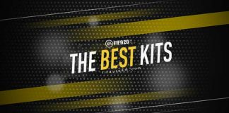 FIFA 20 Kits - The Best Kits for FIFA 20 Ultimate Team
