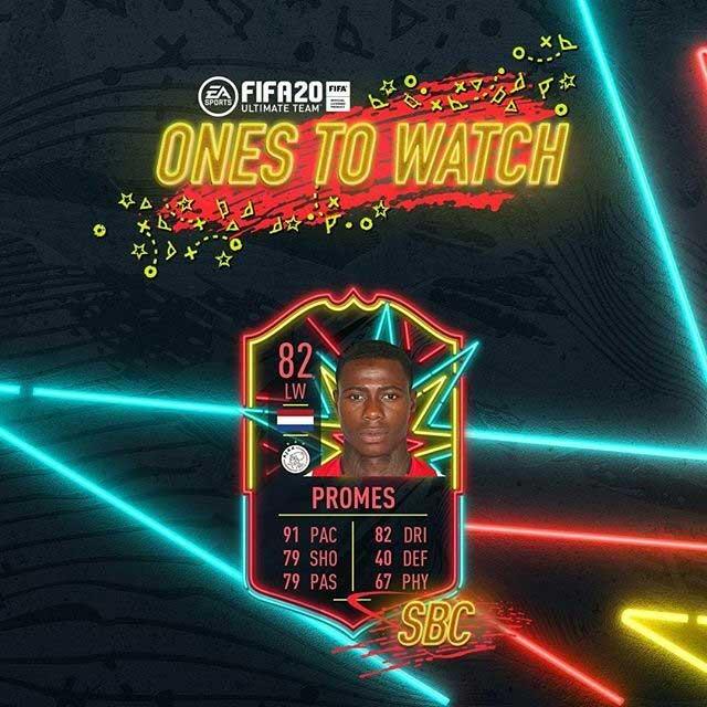 FIFA 20 OTW