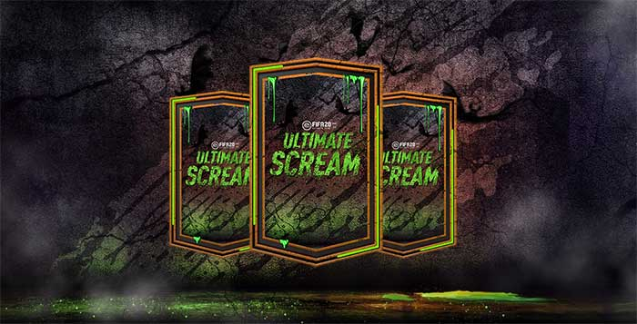 FIFA 20 Ultimate Scream Packs
