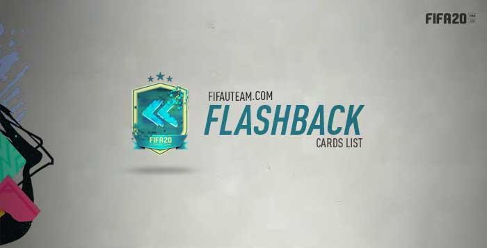 FIFA 20 Flashback