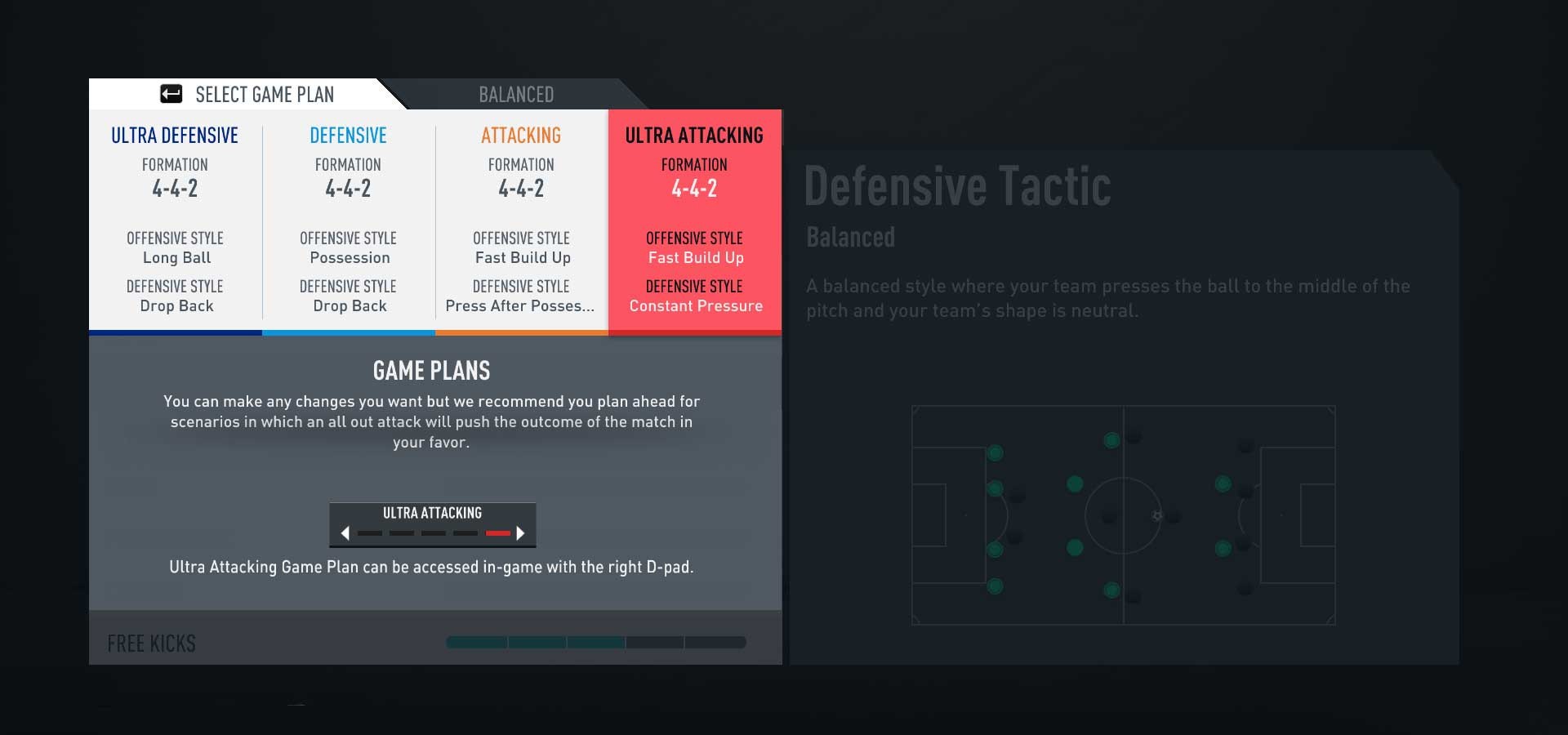 FIFA 20 Dynamic Tactics Guide