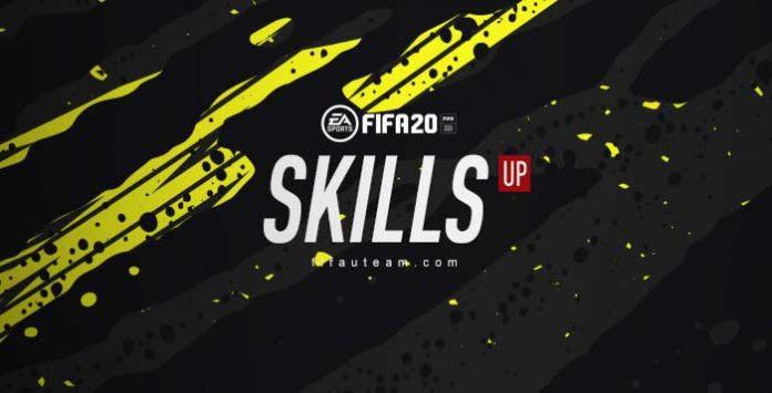 FIFA 20 Skill Upgrades List