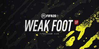 FIFA 20 Weak Foot Upgrades List