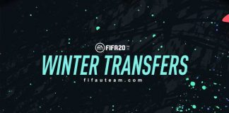 FIFA 20 Winter Transfers