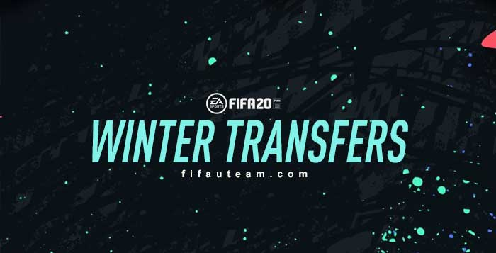 FIFA 20 Winter Transfers