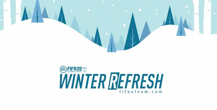 FIFA 20 Winter Refresh - Ratings Refresh and Winter Upgrades for FIFA 20