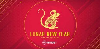 FIFA 20 Lunar New Year