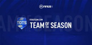 FIFA 20 Team of the Season